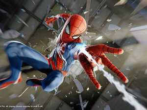 Spider-Man Playstation 4 review: King of the web