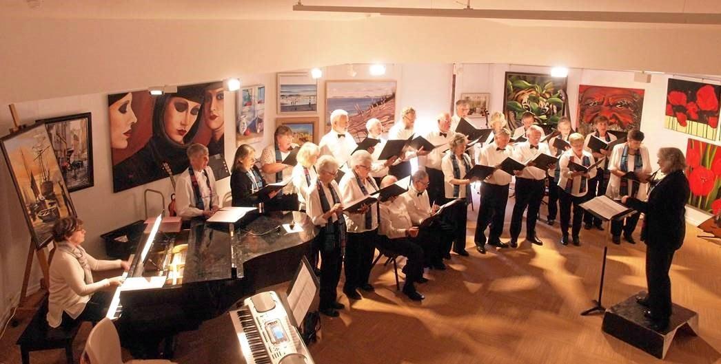 SALUTE: The Granite Belt Choir will perform Andrew Lloyd Webber songs.