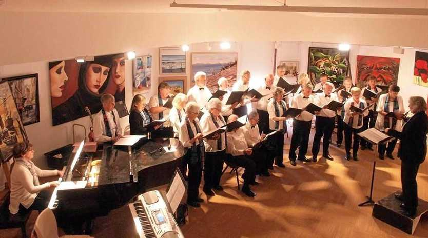 SALUTE: The Granite Belt Choir will perform Andrew Lloyd Webber songs.