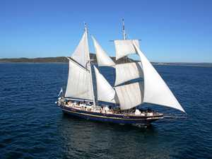 Young Endeavour to berth at Gladstone Port Marina