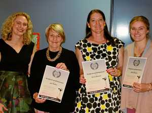 High tea celebrates contribution of women