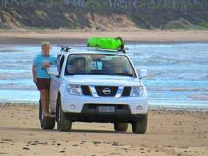 Will this be the solution to Brooms Head beach 4x4 issue?
