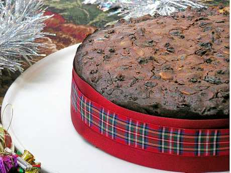 It's time to soak your fruit for a tastier Christmas cake.