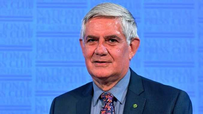 AGED CARE: Aged Care Minister Ken Wyatt says the care of the elderly is a top priority for the government.