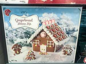 Too soon? G'bah supermarket sneaks Christmas in