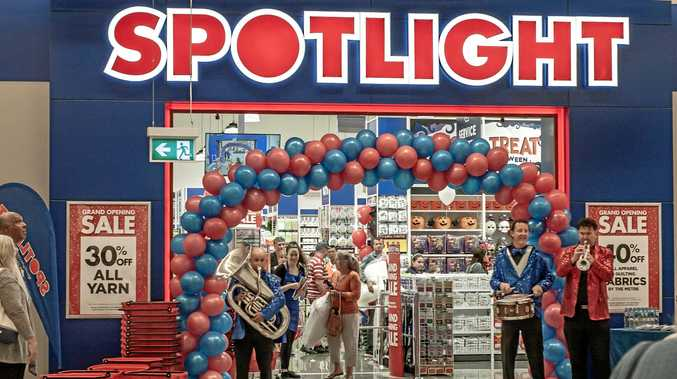 Lismore's new Spotlight store is officially open.