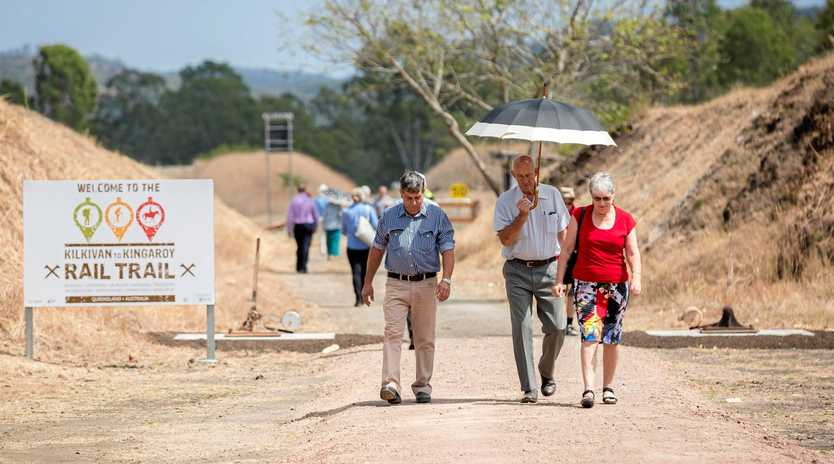 Gympie Regional Council wants to hear your thoughts on the future of the Kingaroy Rail Trail.
