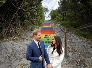 Rainbow Beach makes its pitch for a royal visit
