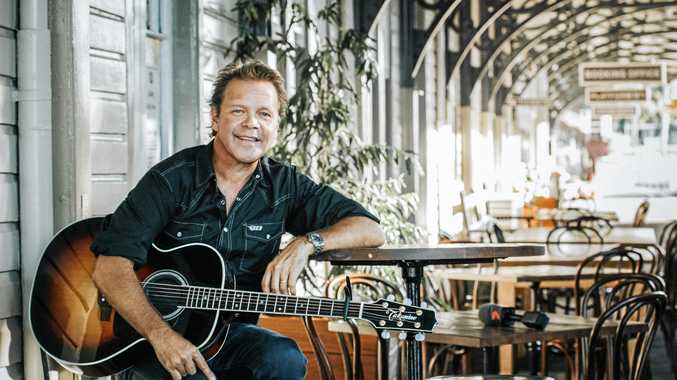 Troy Cassar-Daley will release his greatest hits album in October.