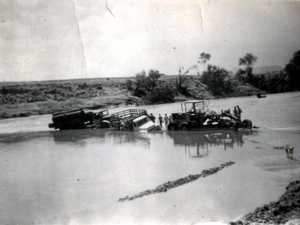 History: Pioneer River bridges at Mirani
