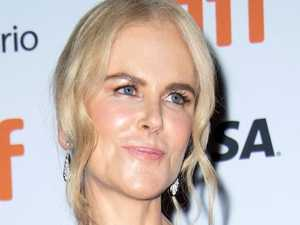 'Awful question': Kidman shuts down Q&A