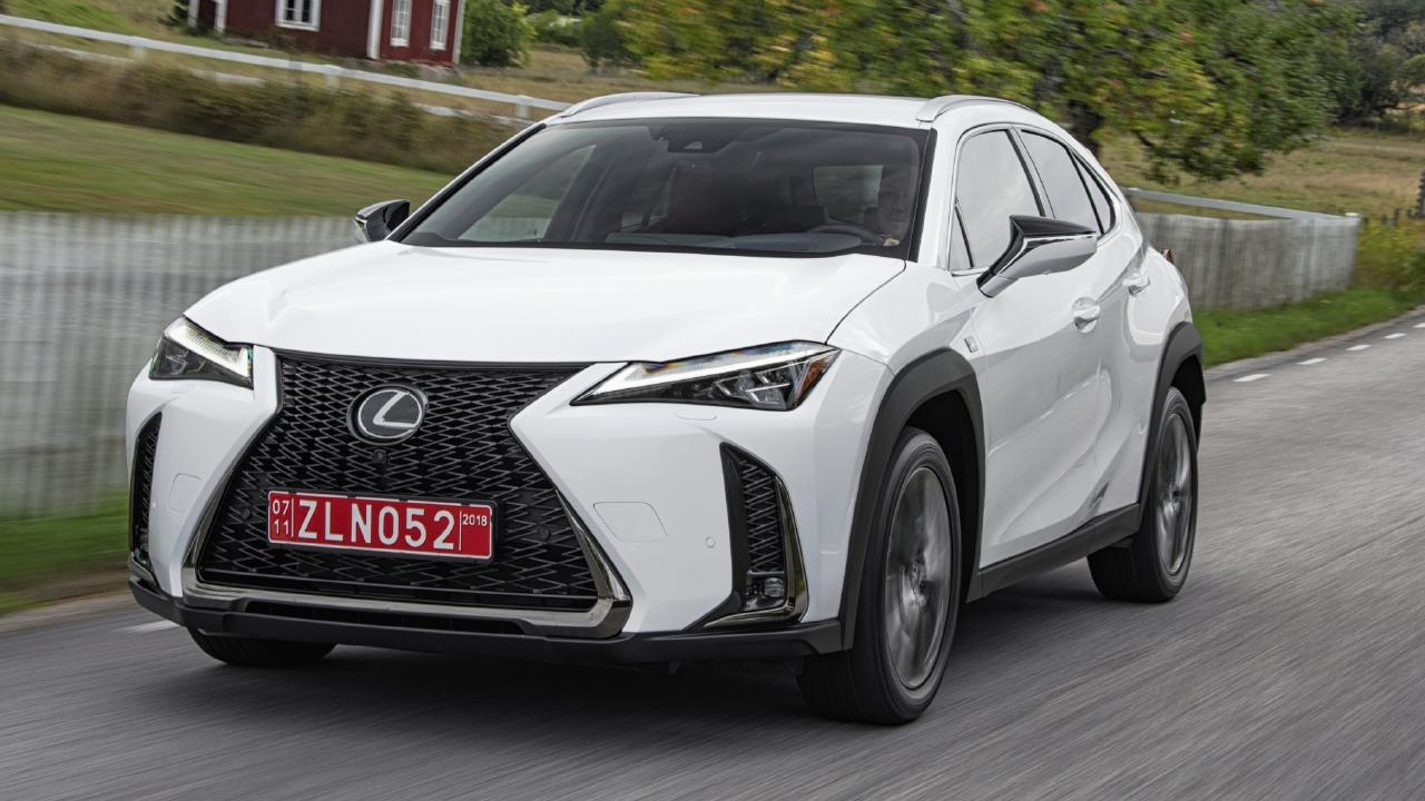 Photo of the 2018 Lexus UX