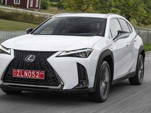 New compact Lexus UX SUV delivers tech first