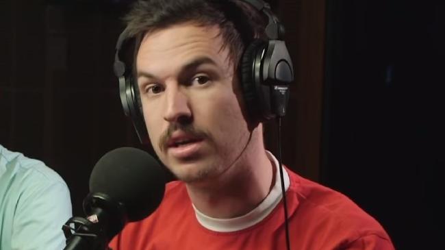 Liam Stapleton is the co-host the Triple J breakfast show.