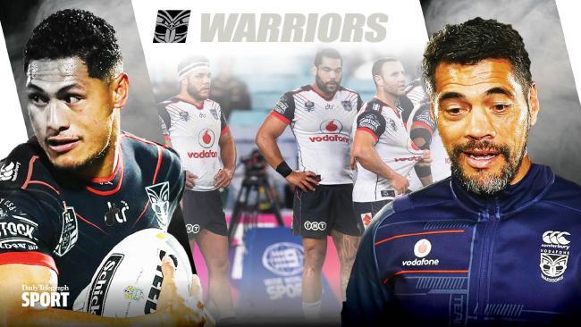 New Zealand Warriors season review.