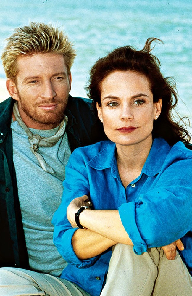 Sigrid Thornton is returning in the reboot of SeaChange, in which she originally starred with David Wenham.