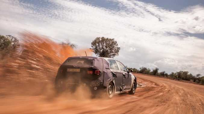 Hyundai has tested a number of its vehicles in Australia's harsh conditions.