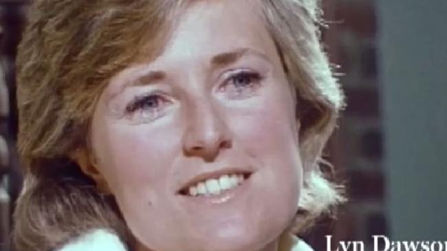 Lyn Dawson has been missing for almost 40 years.