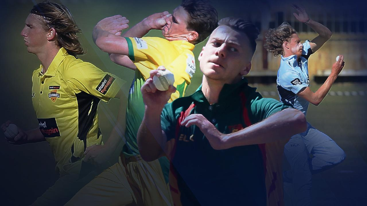 No one embraces pure, unbridled pace more than Australian cricket fans, and now, each state coach has revealed their quickest bowlers ready to step up.
