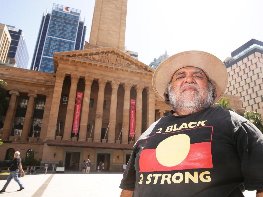 Aboriginal activist Sam Watson has applauded Harper's critical thinking.