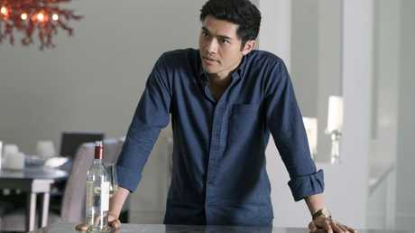 Henry Golding gets a bigger role than he did in Crazy Rich Asians.