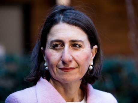NSW Premier Gladys Berejiklian says there's been a huge up-tick in first home buyers accessing stamp duty concessions. Picture: AAP