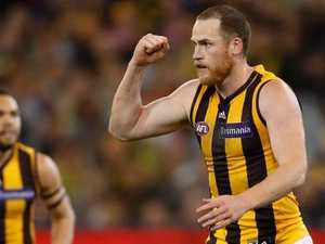 Hawks' future to decide Roughy's fate