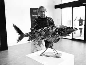 John Olsen - Sculptor