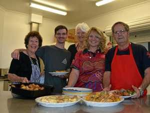 Salvos put on a community feed