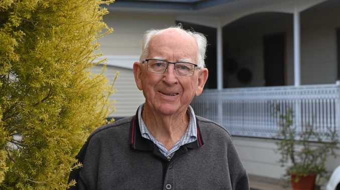 CHAMPION OF DALBY: Jim Buckley has been a great leader in our community for a long time.