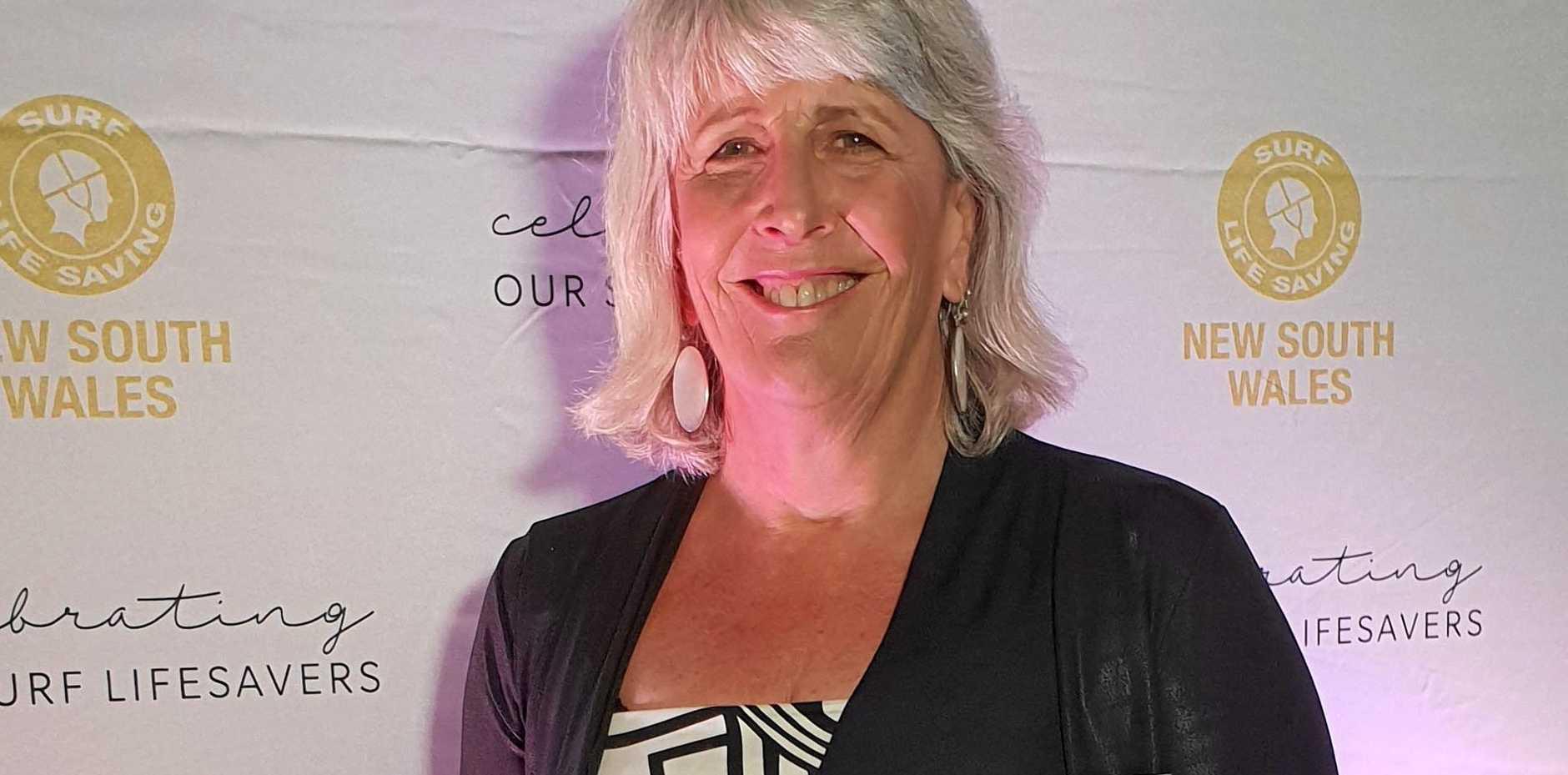 OUTSTANDING ACHIEVER: Wollongbar Tafe teacher and Kingscliff resident Jenny Kenny.