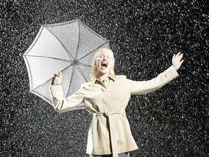 Sing for rain in true Vegas style