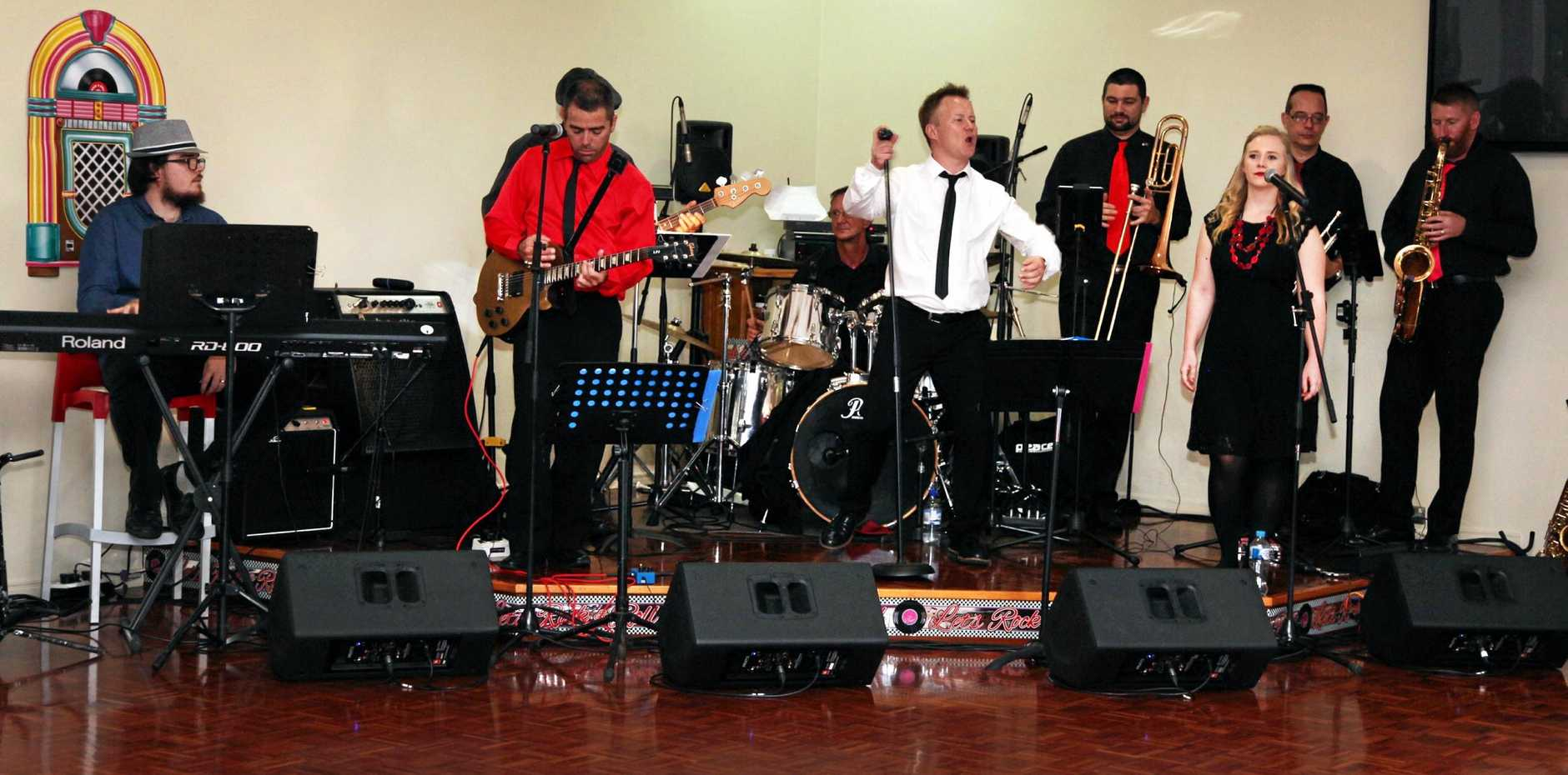 MIX: Soul City will lead Saturday's Maryborough CBD Street Party, held around the City Hall, and will coincide with this weekend's Fraser Coast Technology Challenge.