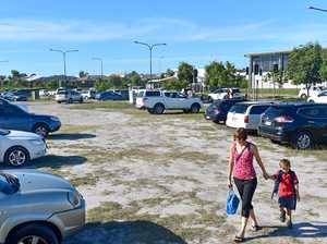 Dangerous congestion sparks school carpark demands