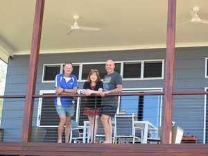 Take a look inside award-winning Burnett home