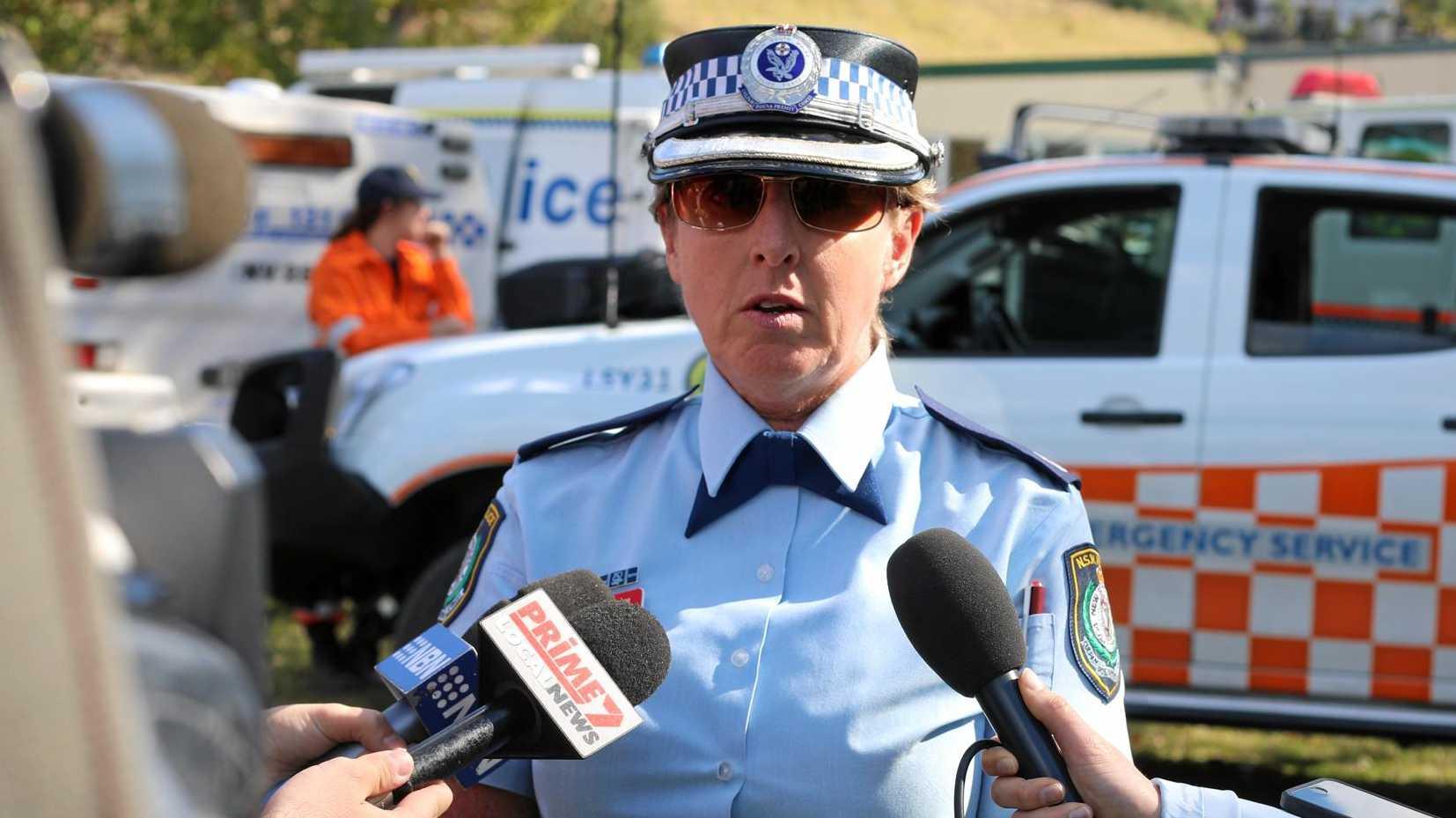 Richmond Police District Inspector Nicole Bruce.