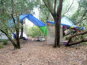 LETTER: Illegal Bruns campers burn bush and threaten vollies