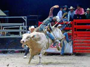 Eighth round of Young and Top Gun rodeos this weekend