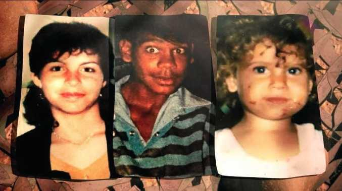 RETRIAL: Colleen Walker, 16, Evelyn Greenup, 4, and Clinton Speedy-Duroux, 16 all disappeared within a period of five months in the early 90's.