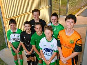Young guns ready for soccer deciders