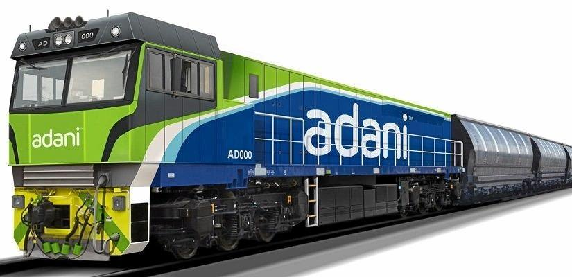 BACK ON TRACK: Adani has found a solution to its rail line conundrum in using the existing Aurizon network.