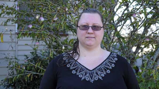 AGAINST THE CARD: Hinkler resident Jodie McNally is says the Cashless Debit Card trial won't help her situation.