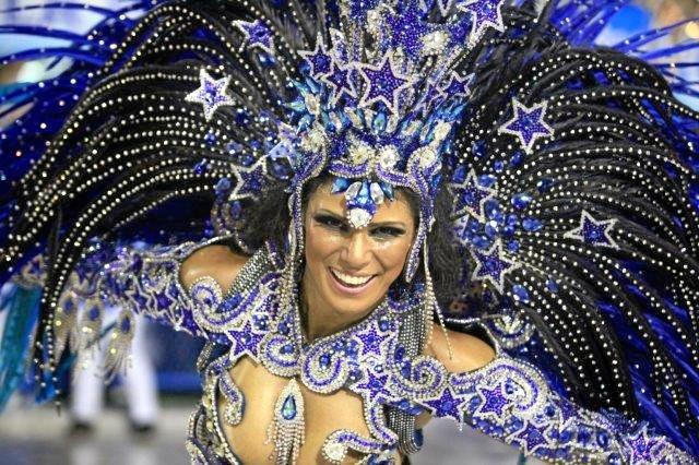 Circus Rio is inspired by Carnivale time in Rio.
