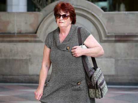 Sydney grandmother Suellen Cryer has been sentenced to 19 months jail. Picture: Toby Zerna