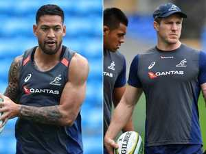 Folau back for Wallabies, but with a twist