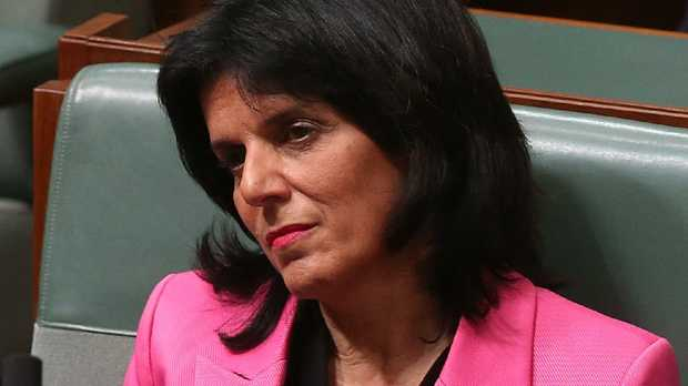 Julia Banks has delivered a fiery call to parliament.