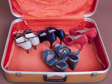 Shoes are the No.1 enemy of travellers everywhere.