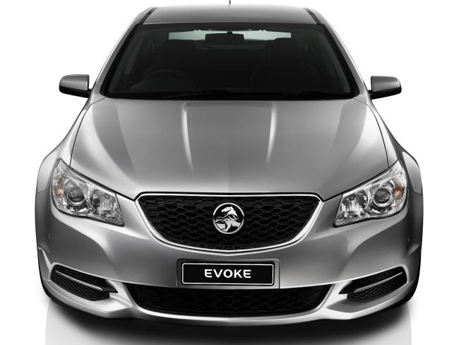 FW: 2013 Holden Commodore Evoke V6