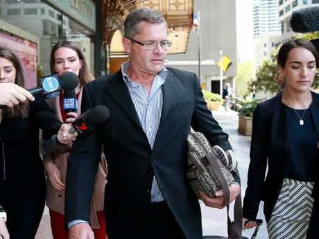 David Martyn was given a two-year intensive­ corrections order. Picture: Toby Zerna