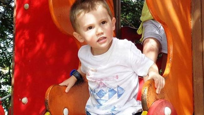 Little William Tyrrell was last seen in his foster grandmother's front yard. Picture: Supplied